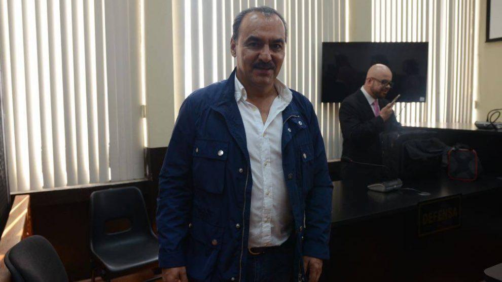 El Ministerio Público (MP) probó que el empresario Jaime Aparicio ofreció sobornos a funcionarios gubernamentales.