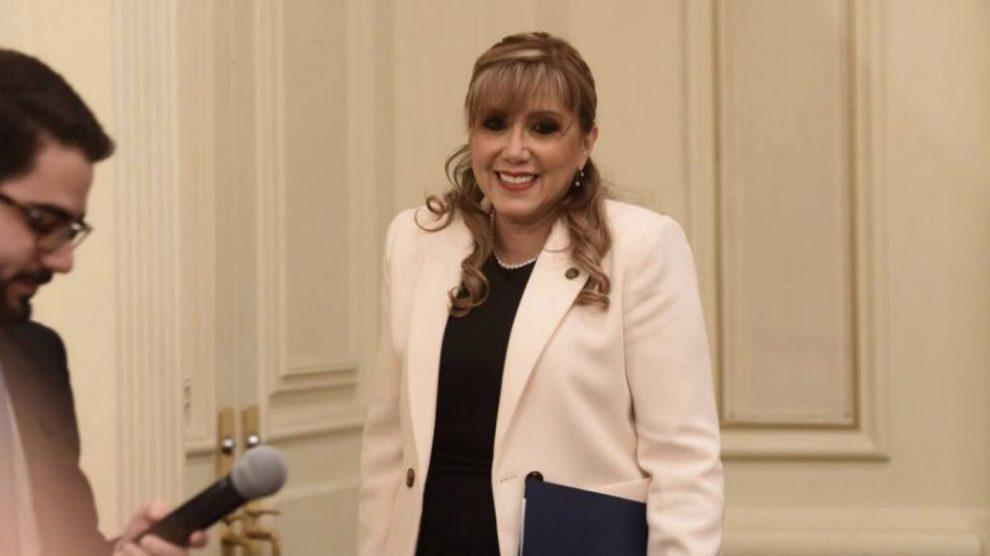 magistrada Dina Ochoa CC