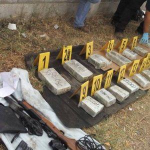 Narcotráfico en Guatemala.