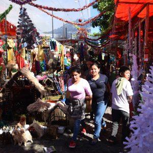 Bazares navideños estarán abiertos durante diciembre
