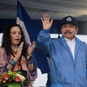 Daniel Ortega y Rosario Murillo, pareja presidencial de Nicaragua