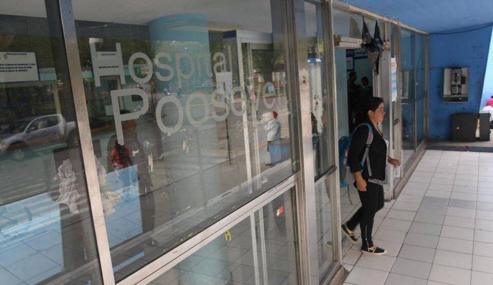 Atención hospitalaria. Hospital Roosevelt.