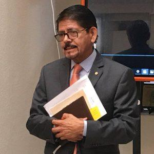 Gustavo Bonilla, exdecano de Derecho de la Usac.