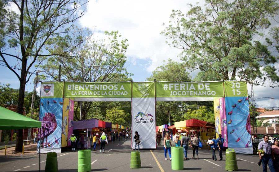 Feria de Jocotenango.