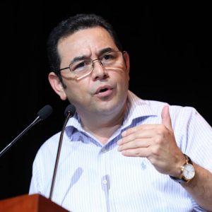 MP pide retirar la inmunidad al expresidente Jimmy Morales