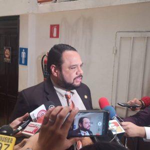 José Luis Benito, exministro de Comunicaciones.