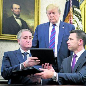 Guatemala y Estados Unidos firmaron el Acuerdo de Cooperación de Asilo (ACA, por sus siglas en inglés).