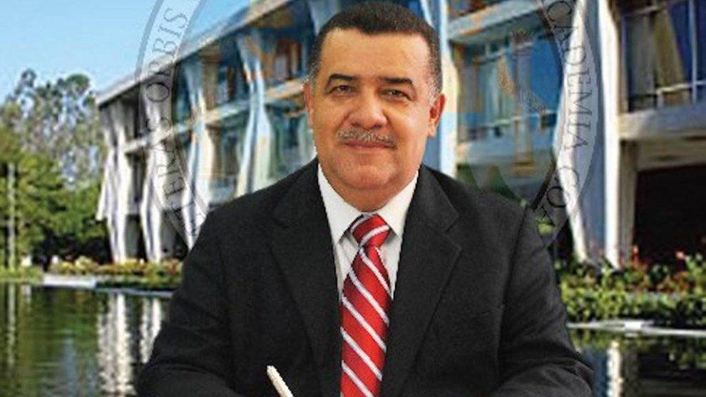 Estuardo Gálvez, exrector de la Universidad de San Carlos (Usac).