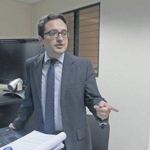 Aceptan a jefe de la FECI adherirse en caso contra Mario Estrada