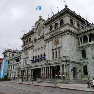 Palacio Nacional de la Cultura. Guatemala.