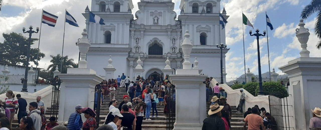 Basílica del Señor de Esquipulas