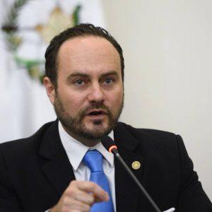 Canciller Pedro Brolo vacuna covid-19