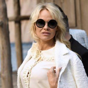 Pamela Anderson se casa por 5ta vez, ahora con su guardaespaldas