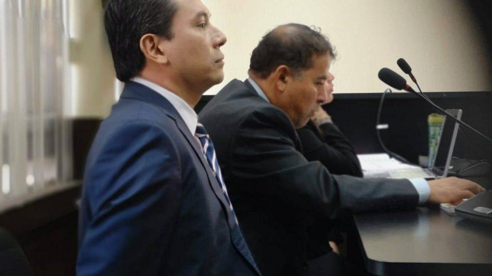Exdiputado Armando Escribá.
