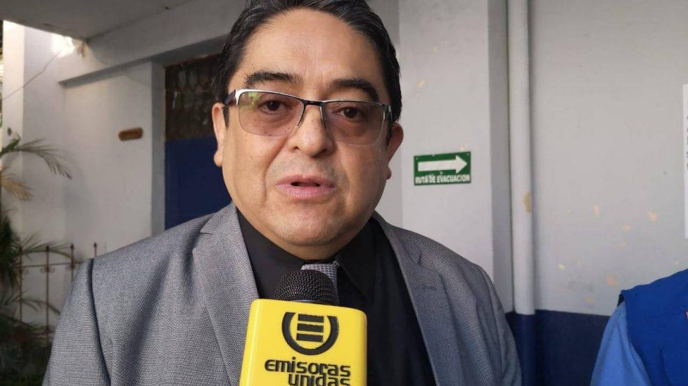 Jordan Rodas Andrade, titular de la Procuraduría de los Derechos Humanos (PDH).