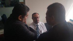 Fiscalía señala a Carlos Soto por tráfico de influencias.