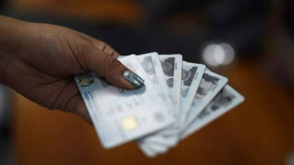 Documento Único de Identificación (DPI)