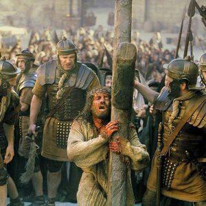 """Escena de la película """"La Pasión de Cristo"""""""