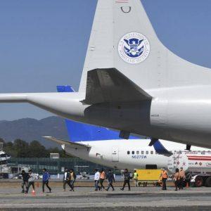 Guatemaltecos retornados de EE. UU.