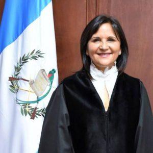 Gloria Porras es designada magistrada titular ante la CC por la USAC