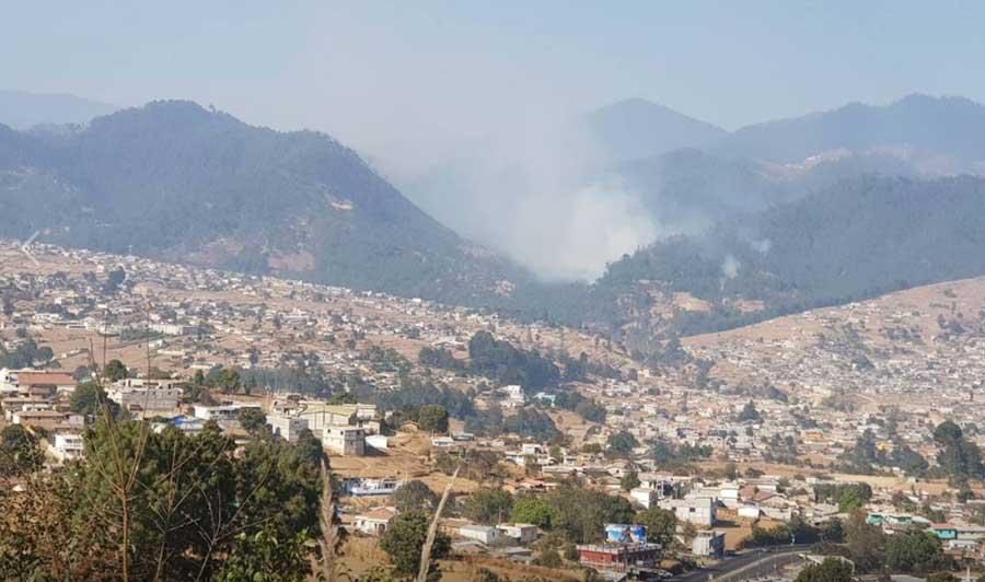 Conflicto en Nahualá