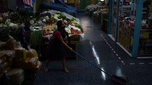 Mercado Central refuerza medidas de higiene