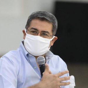 """No soy amigo"" de narcos, dice Juan Orlando Hernández, presidente hondureño"