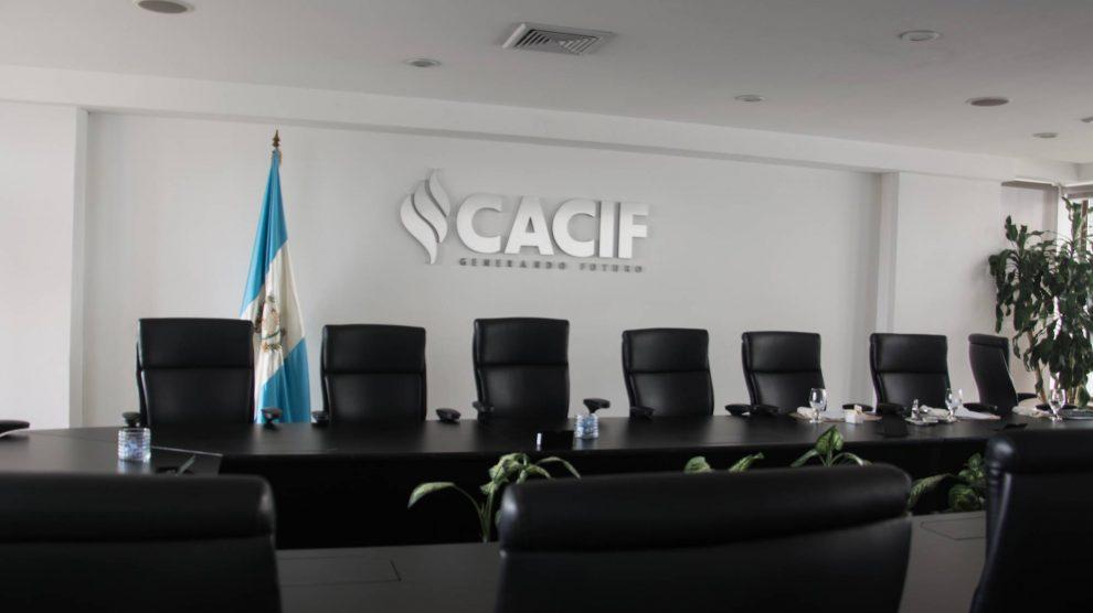 Comité Coordinador de Asociaciones Agrícolas, Comerciales, Industriales y Financieras (Cacif).