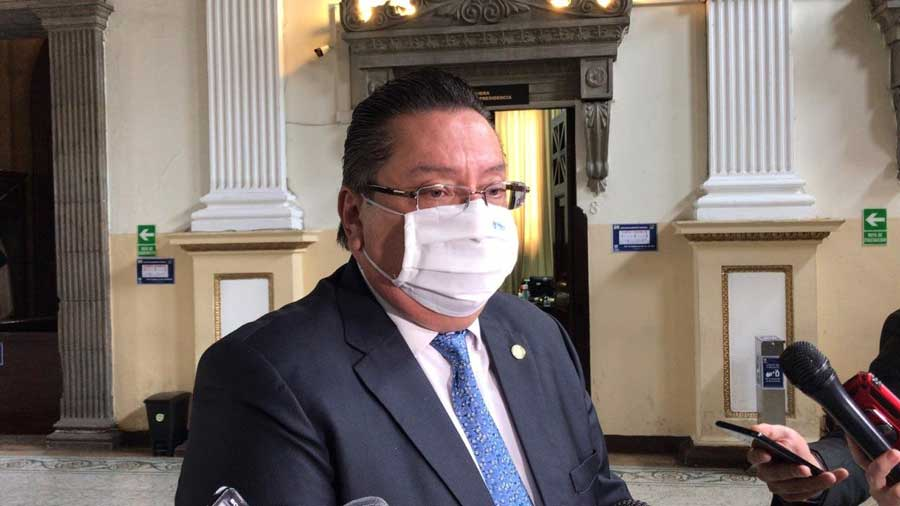 Diputado Luis Rosales