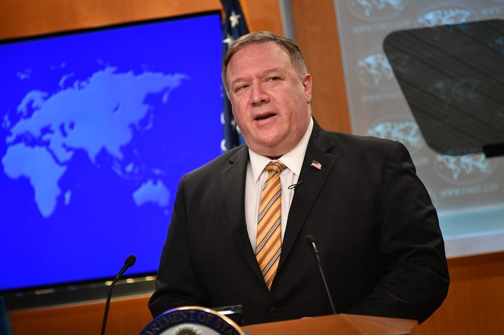 Mike Pompeo, secretario de Estado de Estados Unidos