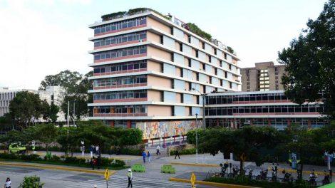 Sede central del IGSS
