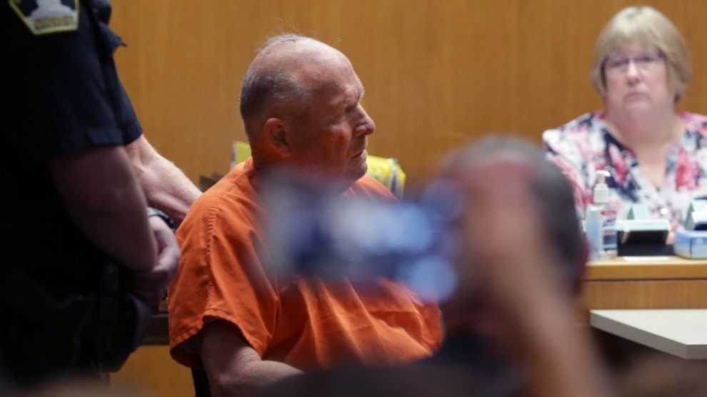 "Joseph James DeAngelo, el asesino de Golden State"""