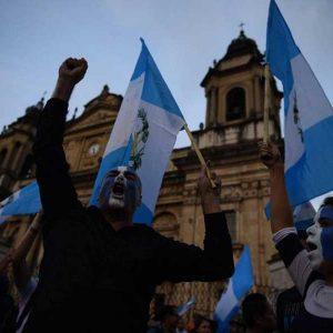 CC otorga amparo provisional a PDH y ordena dictar medidas por manifestaciones anunciadas