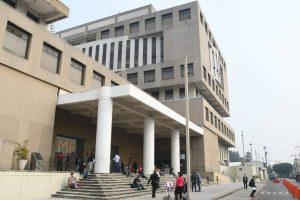 Edificio del Ministerio Público