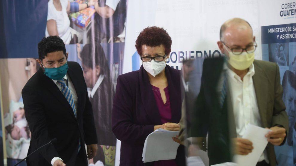 """Asturias: """"No hay evidencia que fue un episodio doloso"""", sobre desfase de pruebas"""