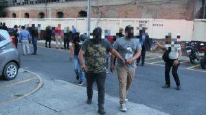 Por realizar fiesta clandestina capturan a 17 personas