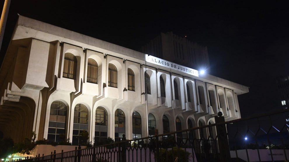 Organismo Judicial (OJ) rechaza asignación de presupuesto para 2021.