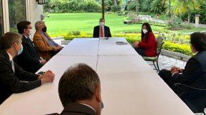 Embajadores en Guatemala muestran respaldo a jueza Erika Aifán