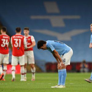 Manchester City fuera de la final de la FA Cup