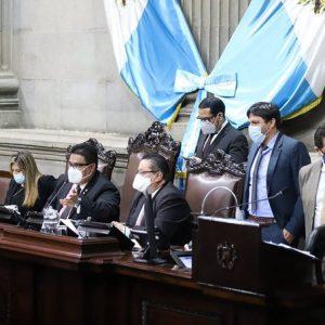 La directiva está a cargo de Allan Rodríguez del partido oficial.