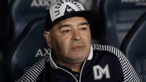 Diego Maradona podría dirigir a España