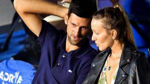 Djokovic da negativo en prueba de Covid-19
