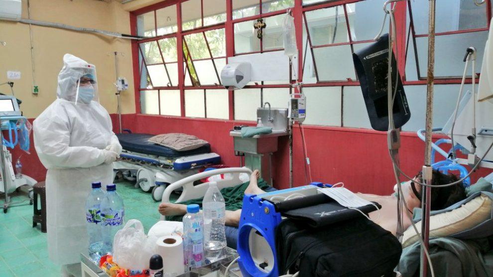 Diputada da a conocer reducción presupuestaria a hospitales temporales Covid-19