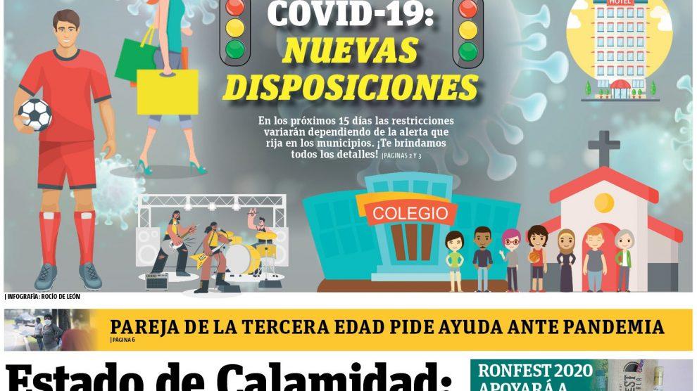 Edición impresa Publinews