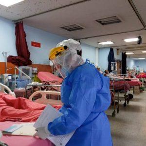 Revelan condición de salud y atención de Roberto Barreda en área Covid-19 del San Juan de Dios