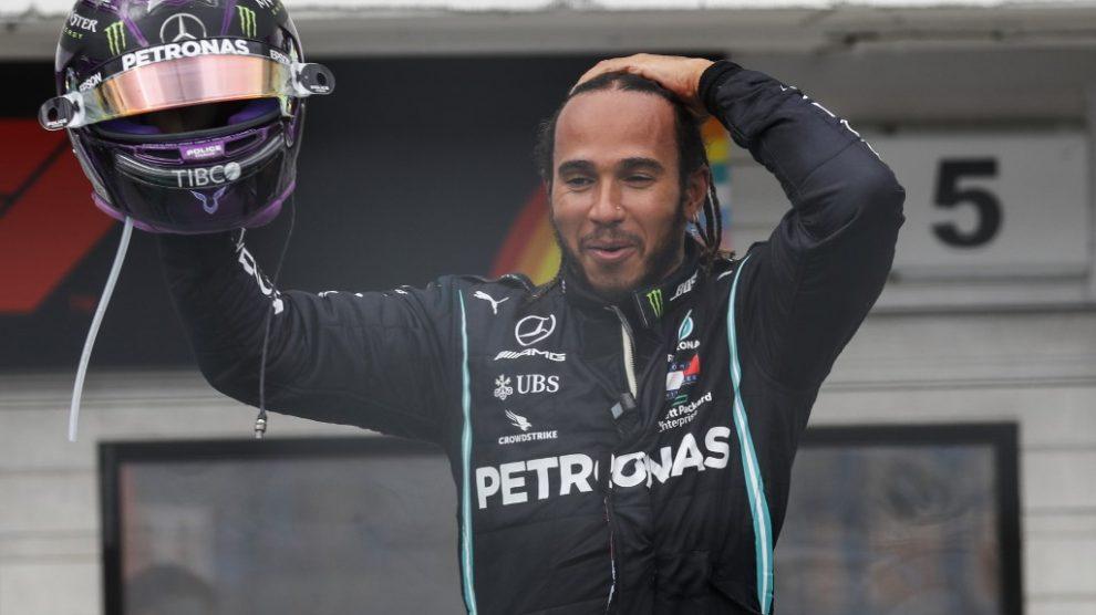 Lewis Hamilton gana en Hungría y es líder de la Fórmula 1