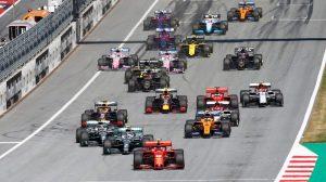 Este fin de semana inicia la Fórmula Uno 2020