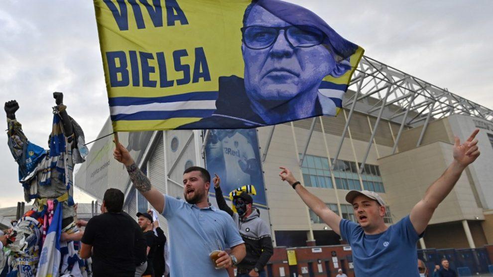 Tras 16 años el Leeds United regresa a la Liga Premier