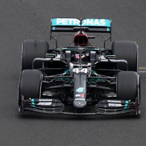 Hamilton gana la pole position del GP de Hungría