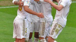 Triunfo del Real Madrid frente al Athletic de Bilbao